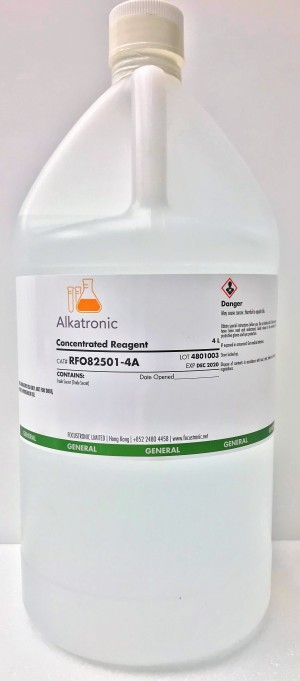 Reagent for Alkatronic 4L (Concentrated)